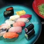 安くて美味しい みなと寿司 in 横浜