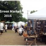 Go Green Market 2016 へ行って来ました~♪